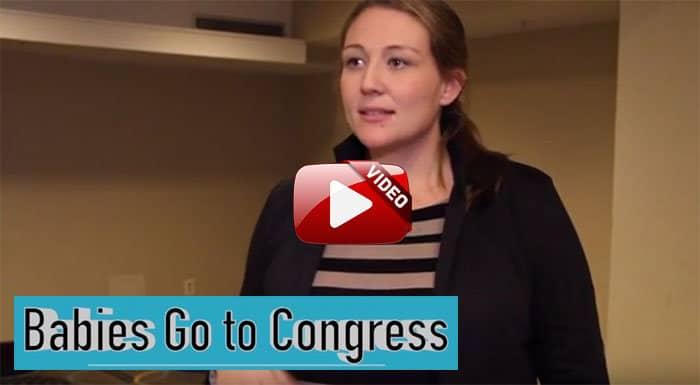Babies Go To Congress 2016