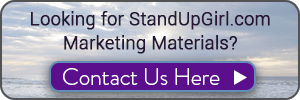 standupgirl marketing