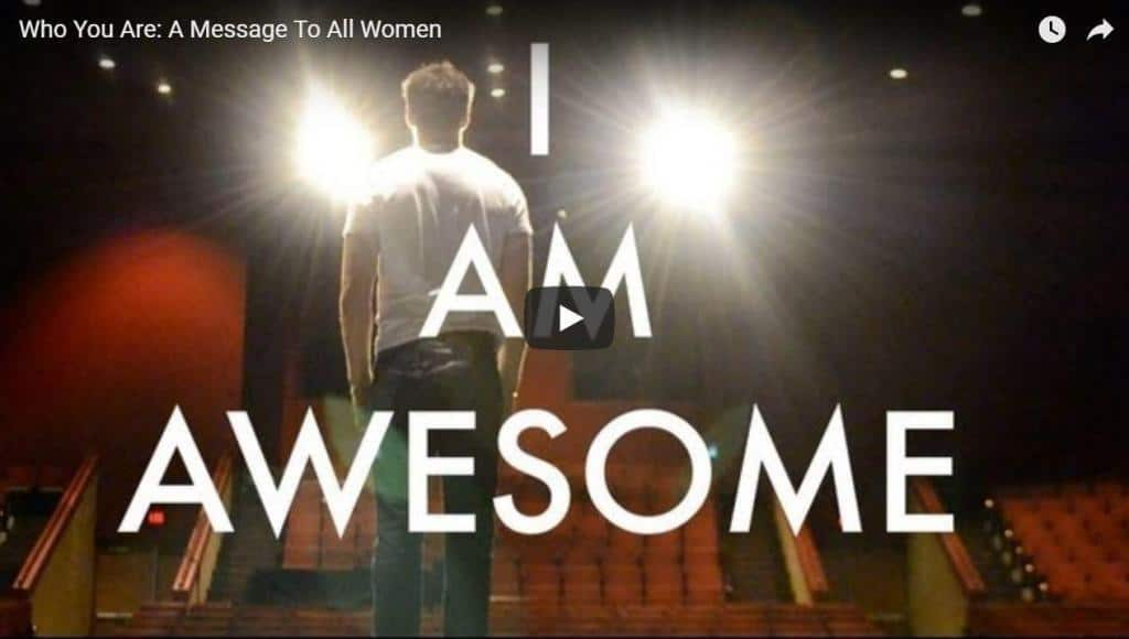 I am awesome by Jon Jorgenson